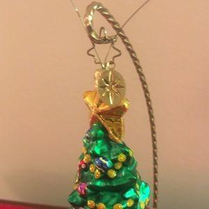 "Christopher Radko Holiday - Christopher Radko ""Oh Four Star Christmas Tree"""